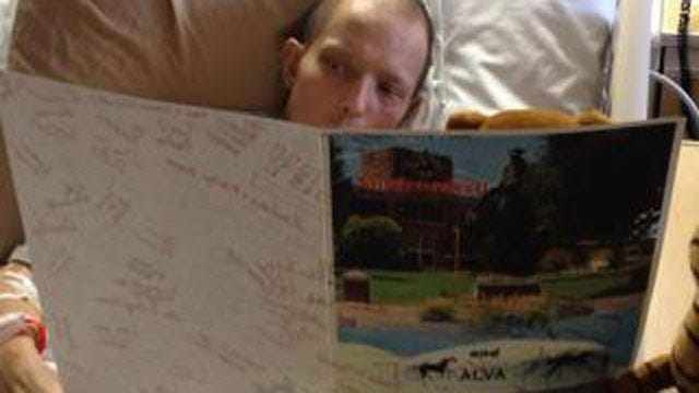 Family, Friends Help Enid Man With Leukemia Fulfill His Wishes