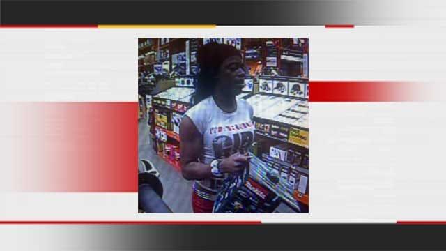 Transvestite Crime Ring Targets Edmond Home Depot Store