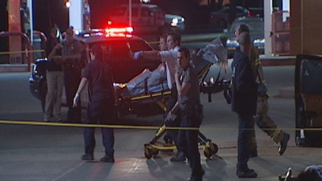Gunman Opens Fire On Another Car While Driving In Northwest OKC