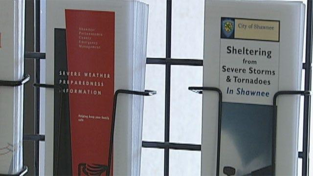 Storm Shelters Close As Tornado Season Arrives