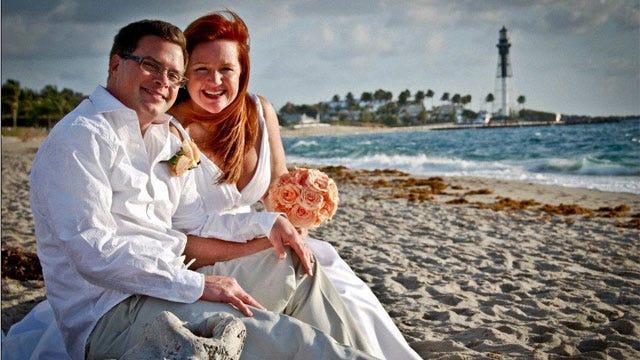 Beautiful Bride, Beautiful Beach, Beautiful Day: I Got Married!