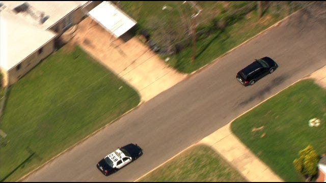 High Speed Chase In OKC Ends, One Person In Custody
