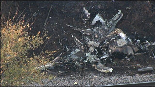 NTSB: Pilot To Blame For Fatal Plane Crash Near Lake Overholser In 2010