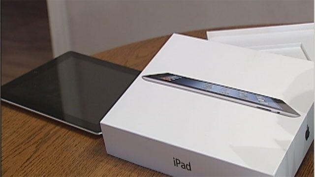 National Guardsman Robbed Of iPad At Gunpoint