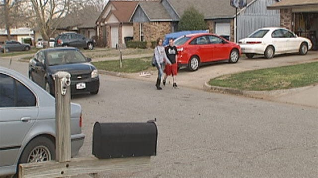 5-Year-Old Victim In OKC Hit And Run Accident Released From Hospital