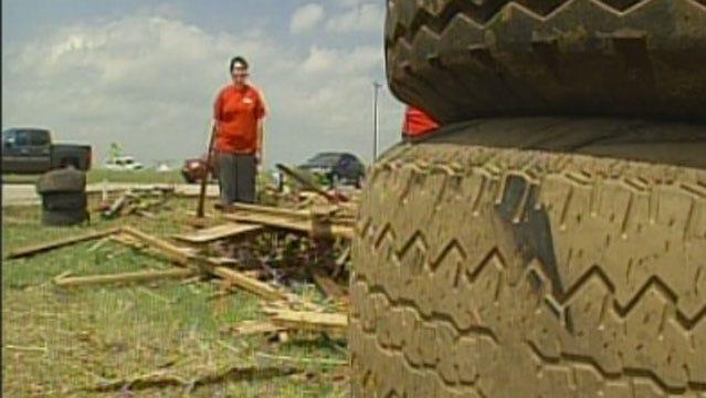 Residents In Medford Area Recall Monday Night's Tornado
