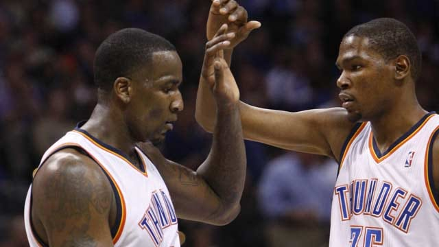 Thunder At Home Next Week For Round Two Of Playoffs