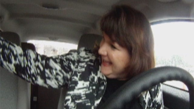 Jo Ann Holman Wins New Car From Norman Chrysler Jeep Dodge