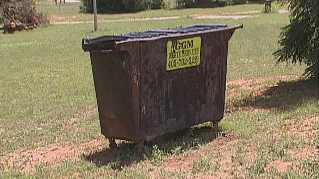 Trash Piling Up On Blanchard Family After Collection Service Stalls