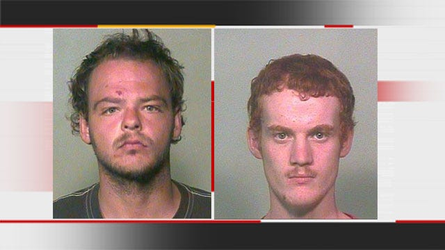 Men Accused Of Stealing Bikes From OKC's New Sharing Program