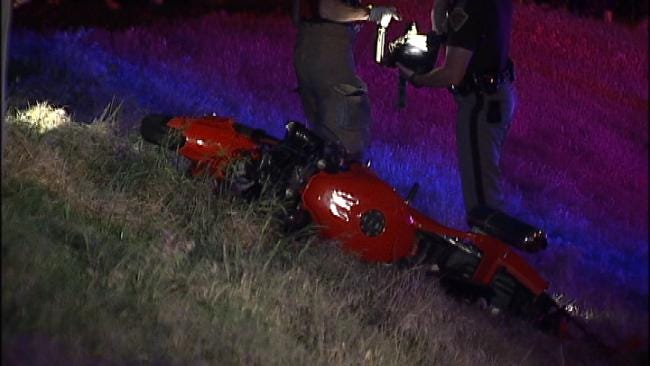 OHP Identifies Motorcyclist Killed In Tulsa Chase