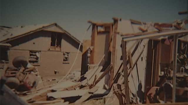 Oklahoma Tornado Victims Remember May 3, 1999