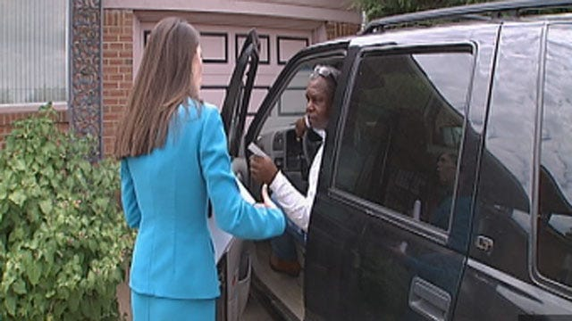 News 9 Confronts OKC Parking Meter Cheaters