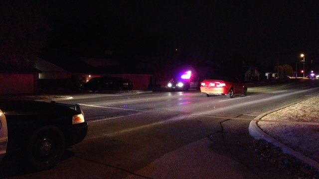 Woman Critically Injured After Being Hit By Car In NW OKC