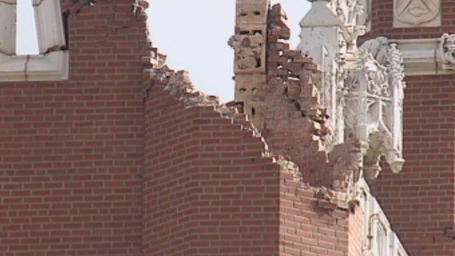 St. Gregory's University Unveils Earthquake Restoration Plans