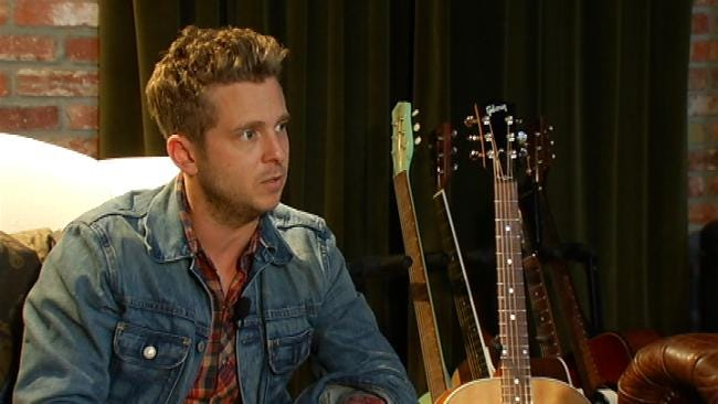 News 9 Speaks With OneRepublic's Ryan Tedder