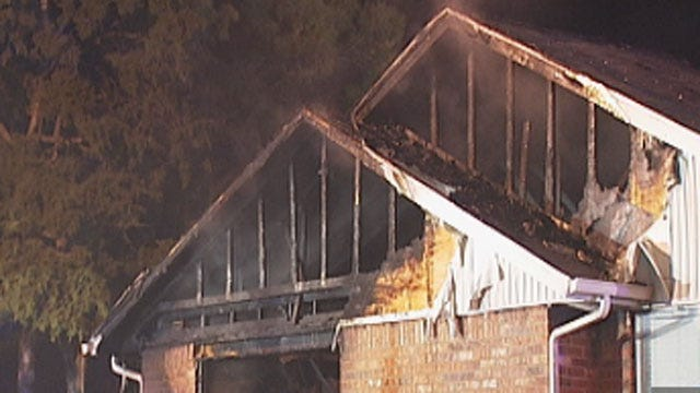 Three Occupants Uninjured Following House Fire In Northwest OKC