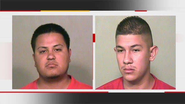 Oklahoma County Deputies Find 500 Pounds Of Drugs During Traffic Stop