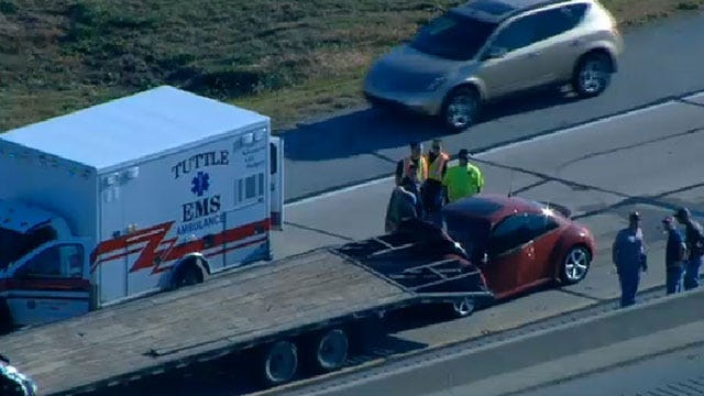 Fatality On I-44 Causes Accident, Northbound Lanes Open Again