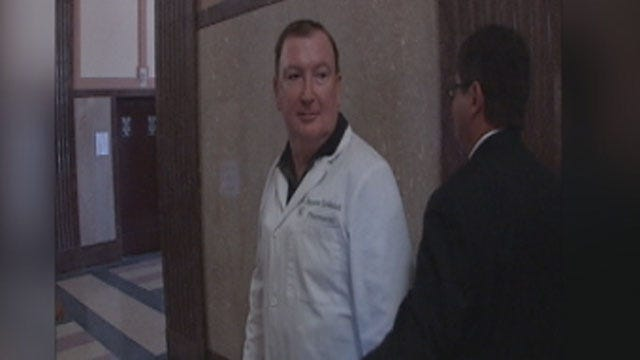 Attorneys For OKC Pharmacist Jerome Ersland Appeal Murder Conviction