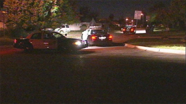 Man Shot During Robbery At Northwest OKC Home