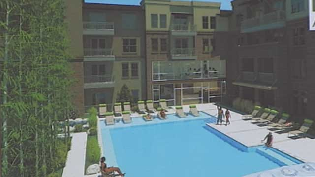 Developers Break Ground On Luxury Apartment Complex In Downtown OKC