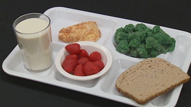 Federal Mandate Causing Tummy Grumbles For Some Oklahoma Students