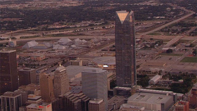 Devon Tower Officially Opens In Downtown OKC Tuesday