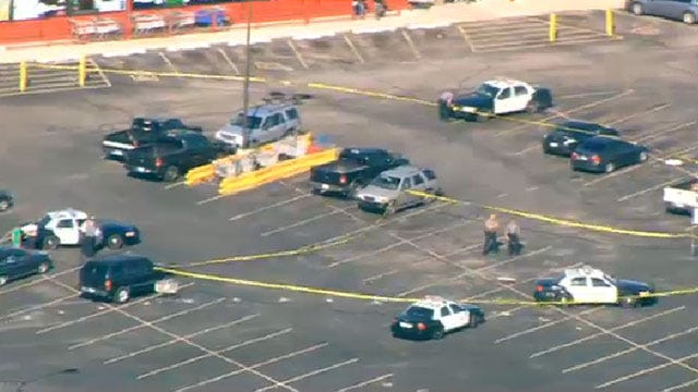 One Injured In SW Side Police Shooting