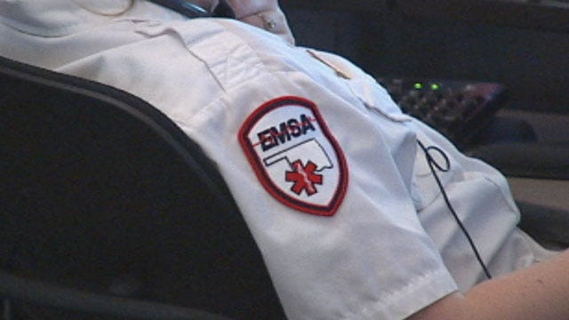 Police Investigate Suspicious Death Involving EMSA