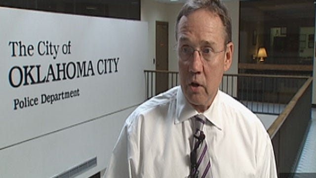 OKC Police Department Pushes For More Officers Amid Rise In Crime