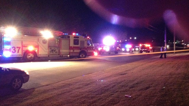 Woman Hit, Killed By Car In Northwest OKC While Checking On Dog In Road
