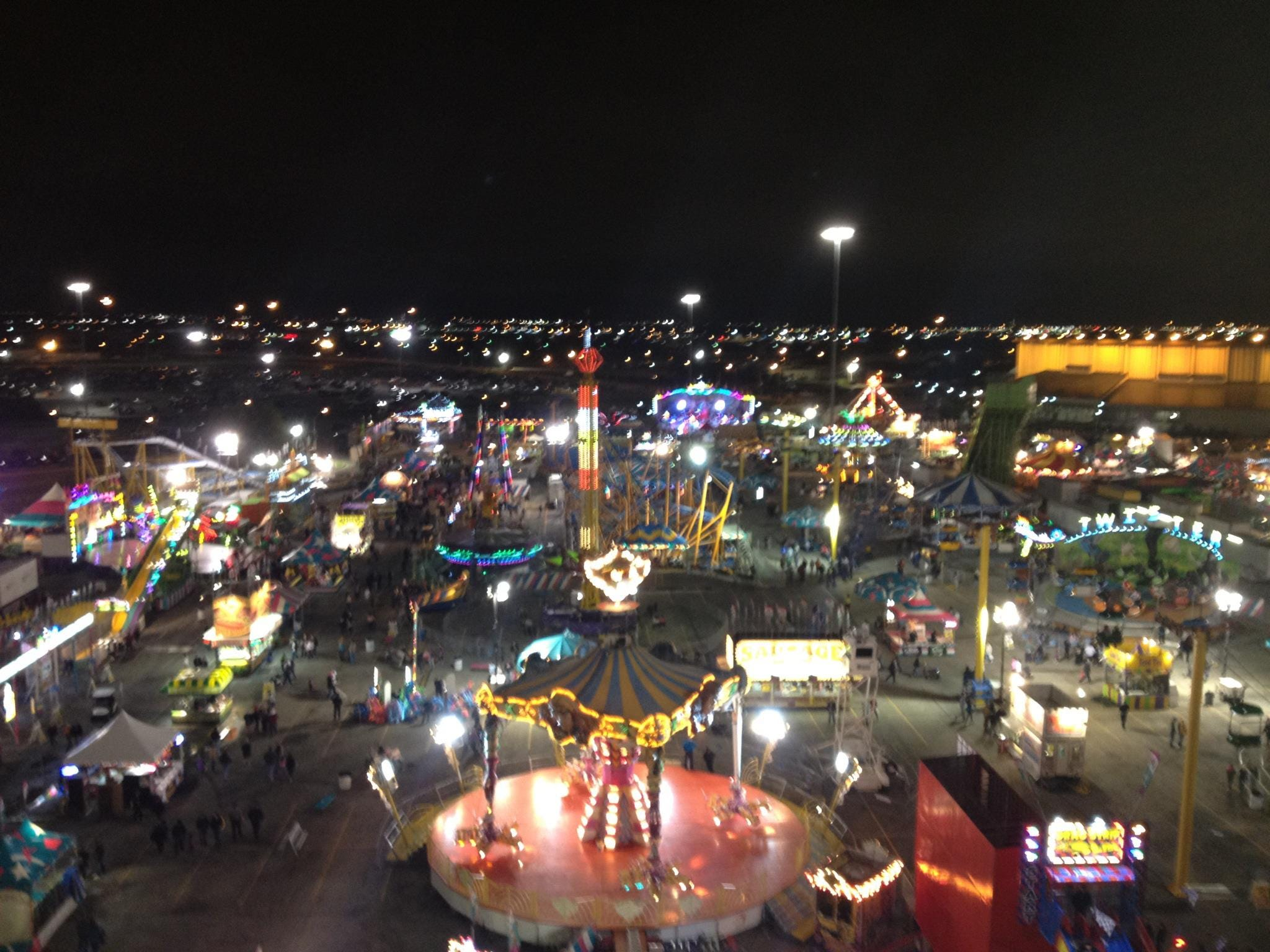 My 2012 Oklahoma State Fair