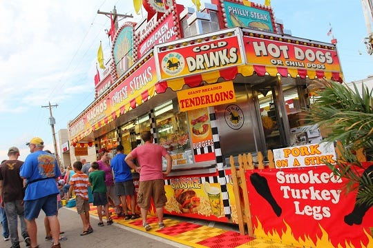Donate To Food For Kids At The State Fair And Win