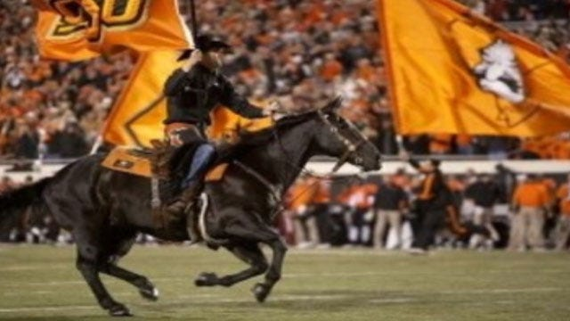 Former OSU Spirit Rider Recovering From Horse Riding Accident