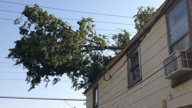 Wind-Packing Storm Causes Headaches In OKC