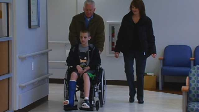 Parents Of Teen Injured In Car Surfing Accident Warn Others