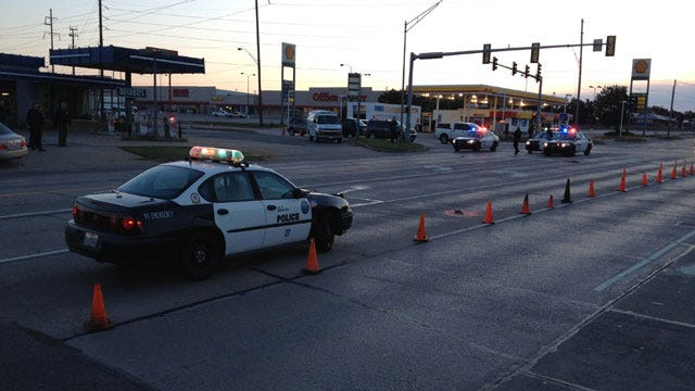 Woman Struck By Car At Midwest City Intersection
