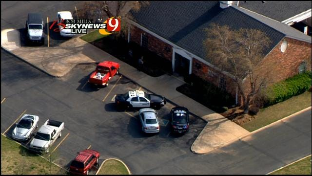 Police Make Two Arrests In OKC Bank Robbery