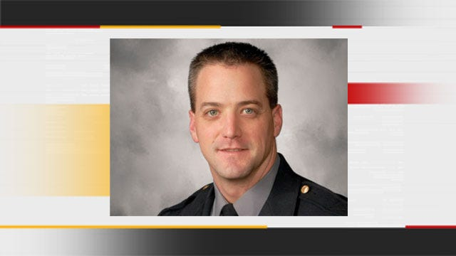 Accident Report Released In Crash That Killed OKC Police Officer
