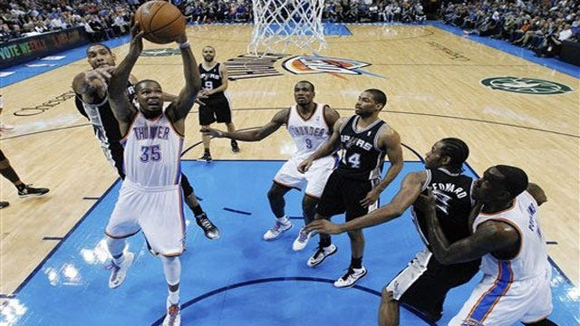 Dean's Blog: Perfect Stat Showing How Special The Thunder Have Been So Far