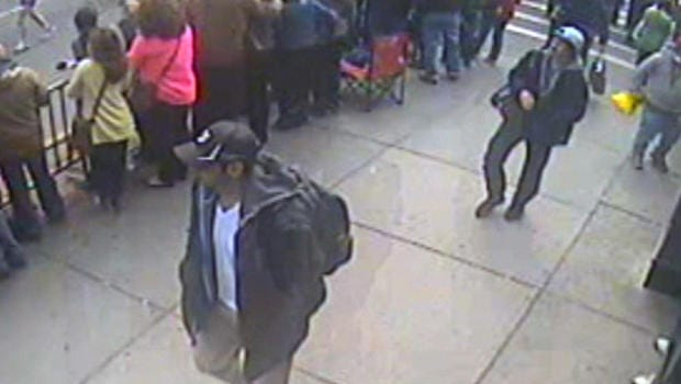 FBI Releases Video Of 2 Boston Bombing Suspects