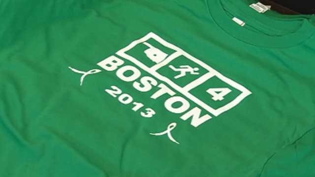 OKC Artist Designs T-Shirts For Boston Bombing Victims