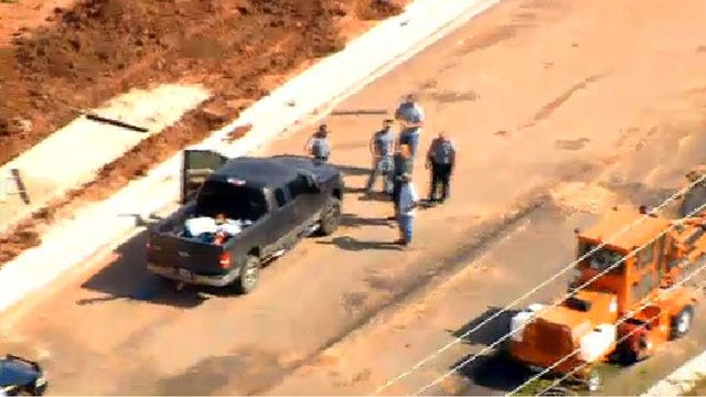 Police Arrest Suspect In High-Speed Pursuit In NW OKC
