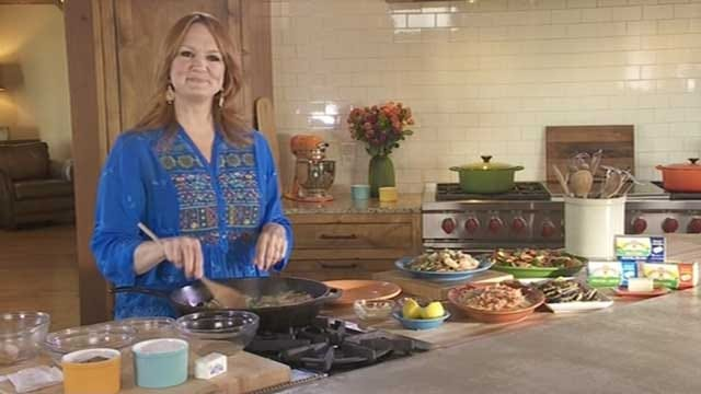 Pioneer Woman's Signature Recipe: Spring Stir Fry