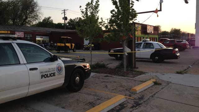 Police: Theft Suspect Shoots Employee At SW OKC Motorcycle Shop