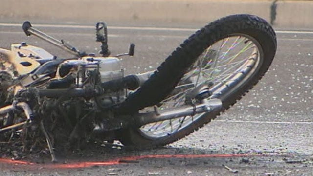 As Temperatures Rise, So Do Motorcycle Accidents