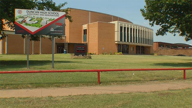 Operations Return To Normal At Duncan Schools, But Extra Security Remains
