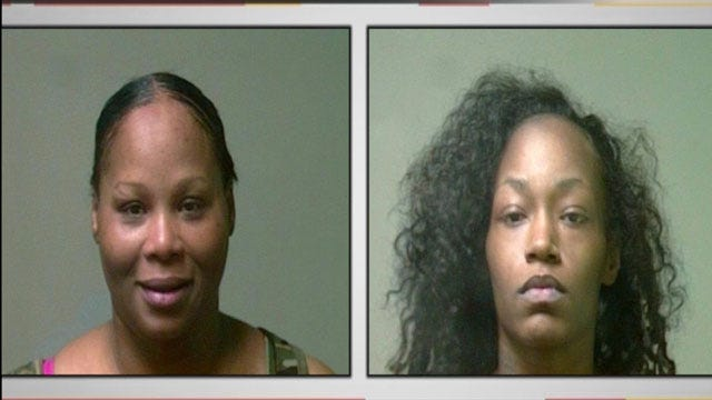 Two Women Charged In Del City Lottery Scam