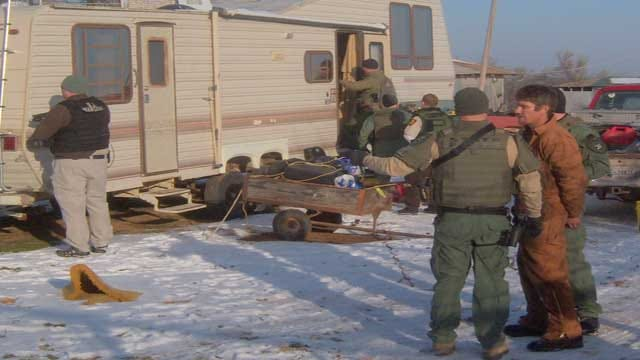 Law Enforcement Targets Mexican Meth Ring In Garvin County